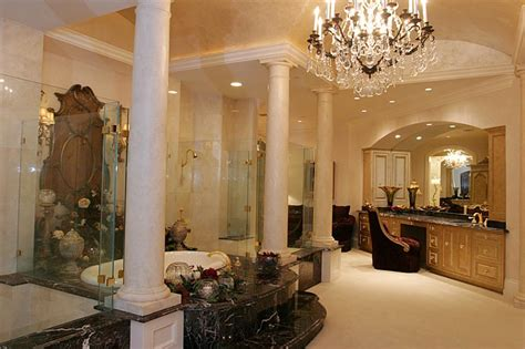 Master Suite Bathroom Ideas by 19 Million 30 000 Square Foot Mega Mansion In The
