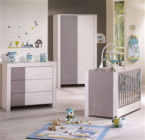 chambre opale taupe sauthon sauthon babyhouseonline