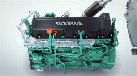 d13 volvo introducing tier 4 for d13 engine