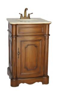 Bathroom Vanities 20 Inches Wide 21 Inch Vira Vanity Space Saving Vanity Powder Room Sink