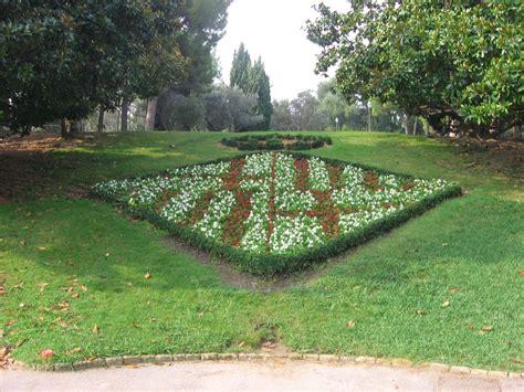 parques y jardines de barcelona wikiwand