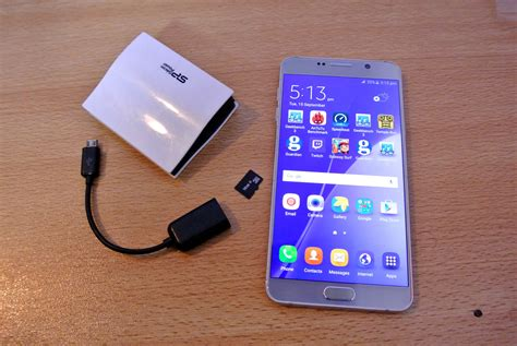 Memory External Samsung samsung galaxy note 5 how to use micro sd card