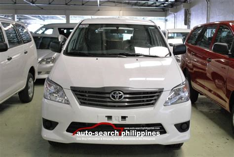 Finder Philippines Toyota Innova J Auto Search Philippines