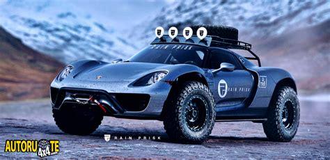 road porsche 918 spyder autoruote 4x4 web magazine sulla mobilit 224 4x4 e sull