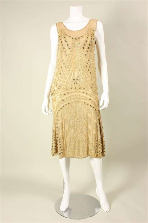 beaded 1920s dress 1920 s beaded silk flapper dress for sale at 1stdibs