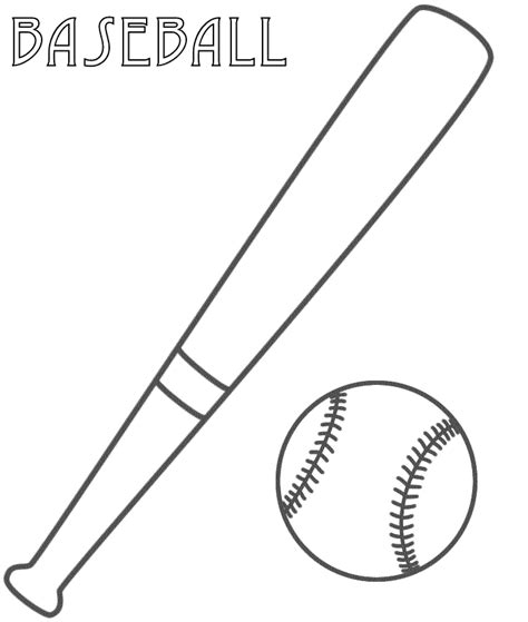 baseball field coloring pages coloring pages for kids
