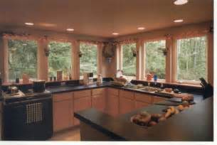 No Cabinets In Kitchen The Gorge House Design Ideas