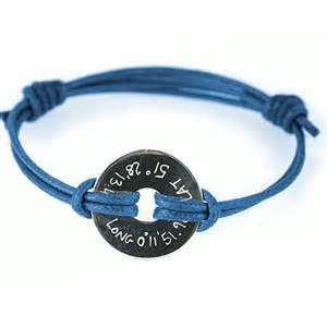 Wall Stickers For Teenagers open disc coordinates bracelet