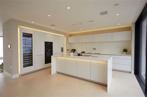 a bulthaup kitchen fit for Sandbanks   Contemporary