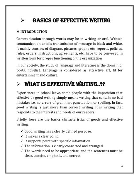 Business Letter Writing And Its Layout And Types hardcopy of quot basics of effective writing quot quot business