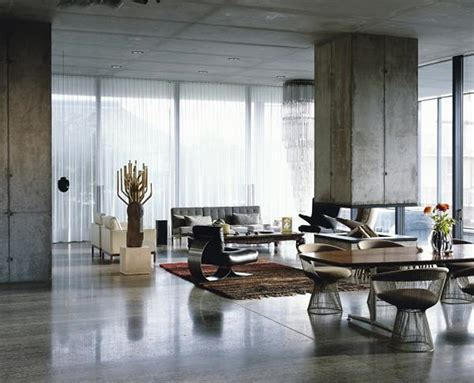 in livingroom 20 concrete living room design ideas decoholic