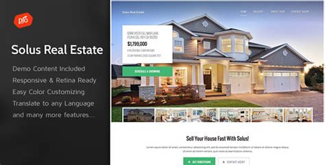 45 best responsive real estate themes for