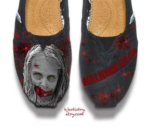 Flat Shoes Zombi 96 best the walking dead images on