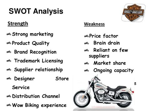 Harley Davidson Swot by Cheap Write My Essay External Analysis And Swot Of Harley
