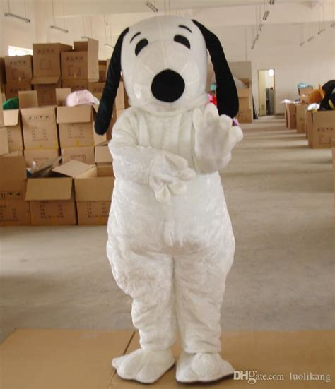 snoopy dog bed high quality adult realistic new popular professional
