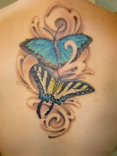 butterfly with cross tattoos designs sweetkisses shop butterfly tattoos