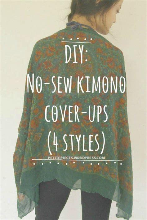 kimono pattern symbolism diy no sew kimono cover ups 4 styles kimonos and diy