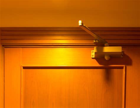 door closers a necessary convenience officescape