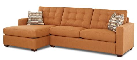 klaussner sofa uk klaussner lido contemporary sectional sofa with left