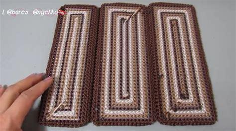 imagenes de mayas plasticas bordar tejer crear y compartir billetera tejida a crochet