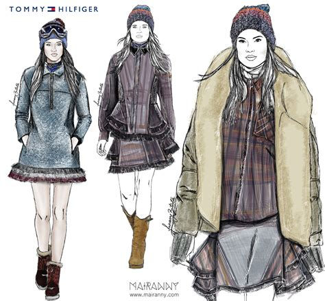 fashion illustration winter hilfiger review of the best this winter 2014 15 171 mairanny
