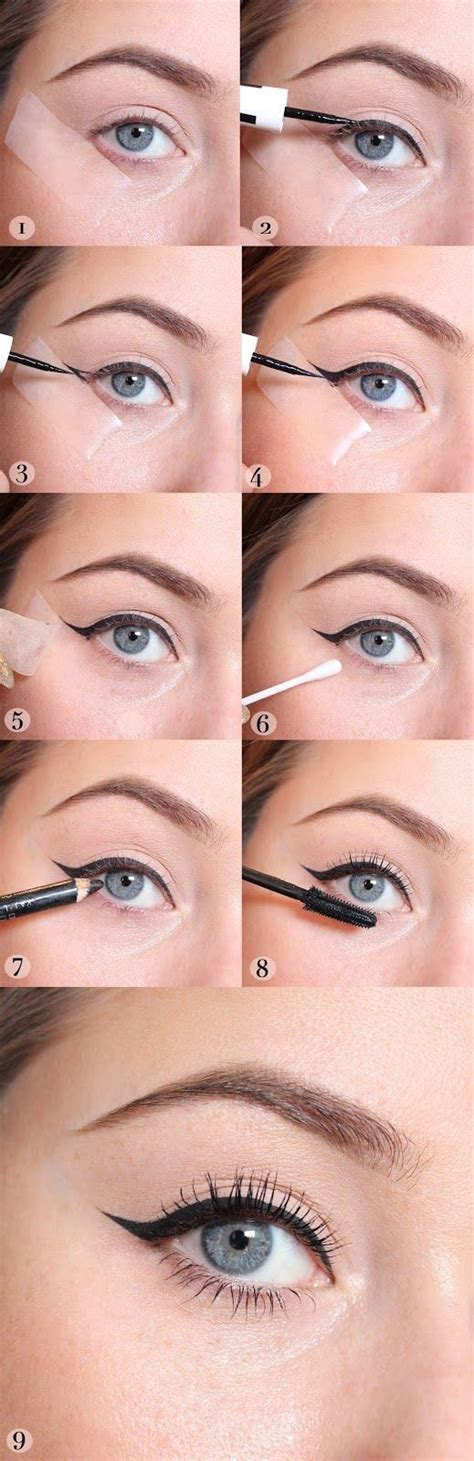 tutorial eyeliner simple 25 best ideas about eyeliner for beginners on pinterest