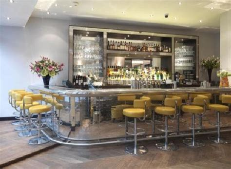 html top bar pewter top bar picture of the botanist london tripadvisor