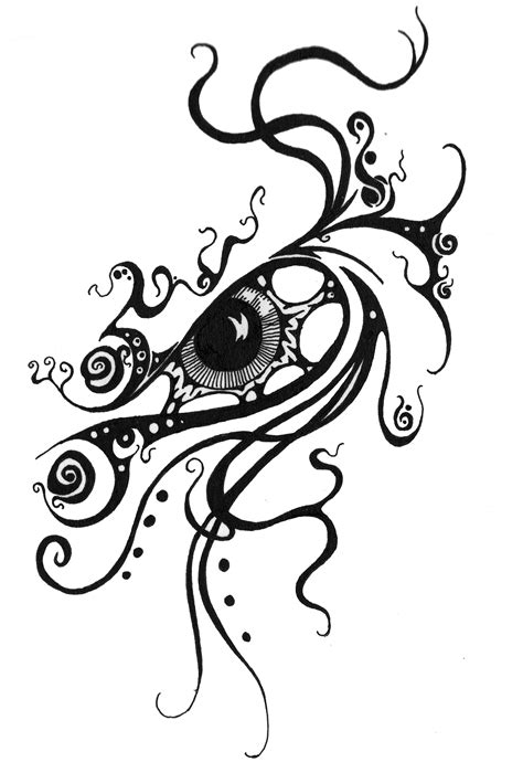 tribal eyes tattoo designs eye tattoos designs ideas and meaning tattoos for you