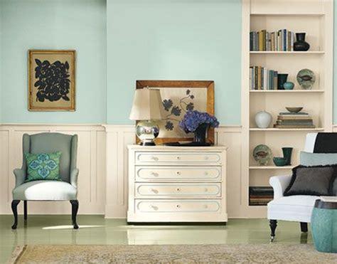 Blue Living Room Paint Colors Martha Stewart Vintage