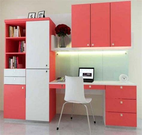 table l bedroom study table for teenagers study table for kids red color