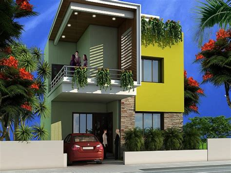 outdoor home design online green color of wall exterior modern house paint decorating