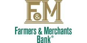 farmers and merchants bank phone number farmers and merchants bank corridor careers