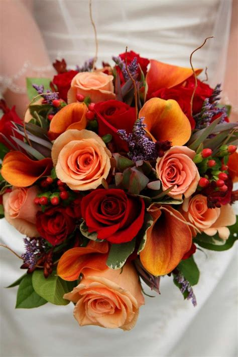 fall flowers wedding vecoma at the yellow river fall wedding decorations