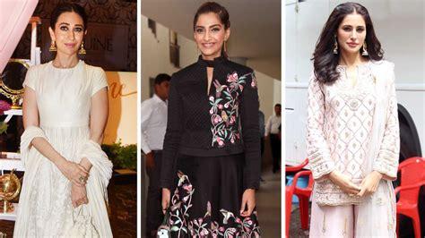 best dressed this week sonam kapoor and nargis fakhri