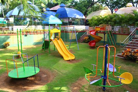 Children Playarea VGP Golden Beach Resort