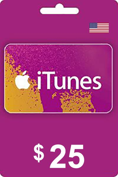 Itunes Gift Card 25 Usd Us itunes gift cards usa itunes gift card 25 usd usa
