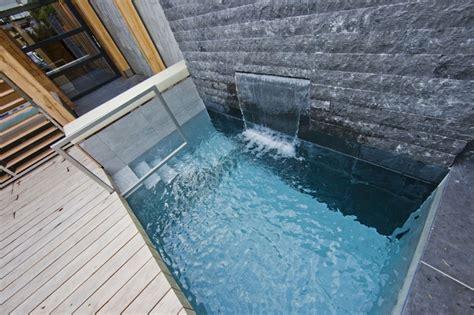 garden swimming pool custom dream homes stony wall amazing home designs small swimming pool stony wall blue