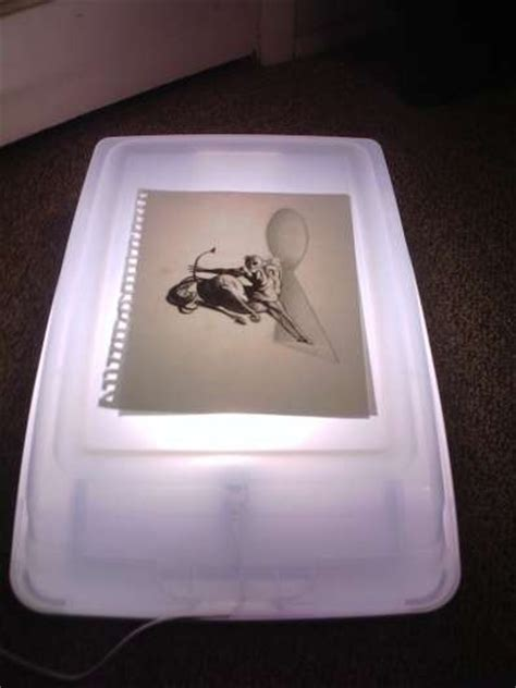 28 best light boxes images on light table lightbox and