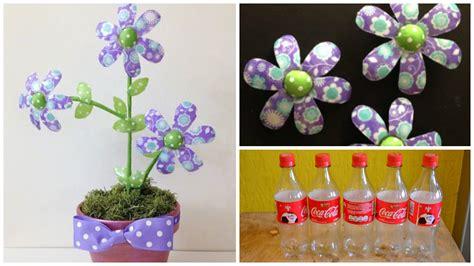 como hacer flores de botellas de plastico paso a paso aprende c 243 mo hacer flores con botellas de pl 225 stico y