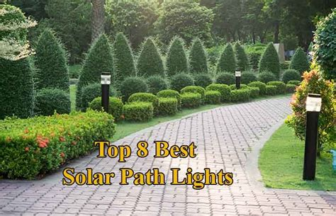 Top 8 Best Solar Path Lights In 2018 Reviews And Top Best Solar Path Light