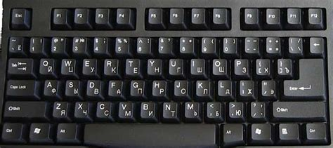russian ru keyboard for the ultimate guide to computer keyboards around the world