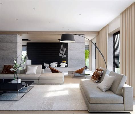 40 stunning modern living room designs bored