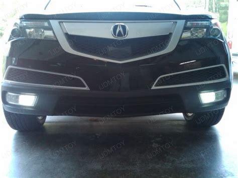 super bright  acura mdx led daytime running lights ijdmtoy blog  automotive lighting