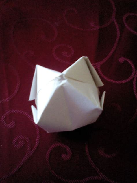 How To Fold An Origami Cube - how to fold an origami cube with pictures wikihow