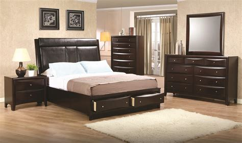 Cappuccino Bedroom Furniture by Cappuccino Bedroom Furniture Collection For 179