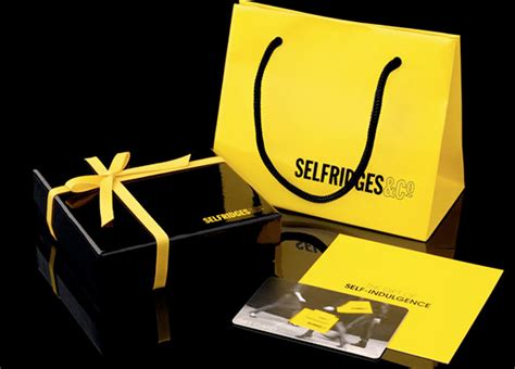 Selfridges Gift Card - selfridges gift card mister l