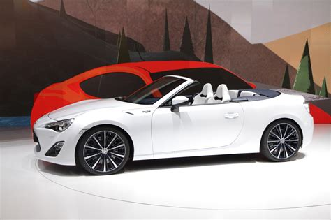 Toyota Scion Frs For Sale Scion Fr S Convertible Used To Convince Toyota Dealers Not