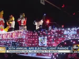 aps electric light parade celebrates 30 years of lighting