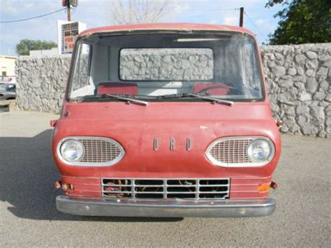 Topi Trucker Vans 67 purchase used 1966 ford econoline truck 60 61 62 63 64 65 66 67 68 rod in