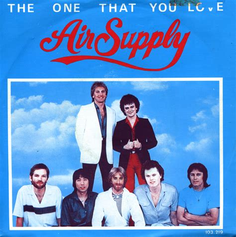 air supply the one that you on vinyl the one that you air supply